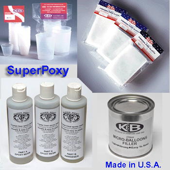 SuperPoxy Epoxy Resin